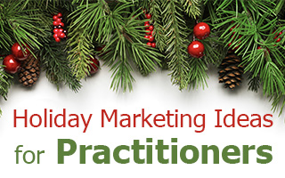 Business Advice for L.Ac's: Warm Ideas for Holiday Marketing