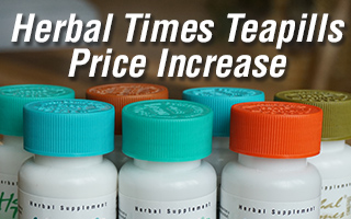 Herbal Times Price Increase