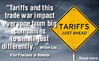 Tariffs Just Ahead