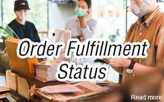Order Fulfillment Status