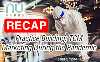 Marketing your TCM Practice During the Pandemic