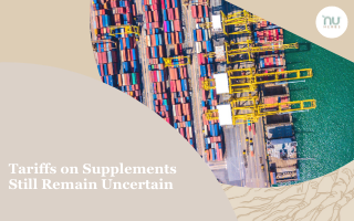 Tariffs on Supplements Still Remain Uncertain