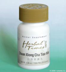 Chuan Xiong Cha Tiao Wan