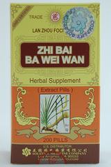 Zhi Bai Di Huang Wan -200 Pills