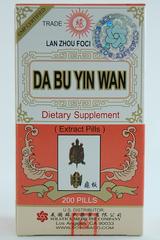 Da Bu Yin Wan -200 pills