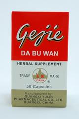 Ge Jie Da Bu Wan -50 caps