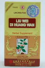 Liu Wei Di Huang Wan S