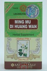 Ming Mu Di Huang Wan -200 pills