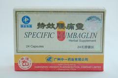 Specific Lumbaglin -24 Capsules