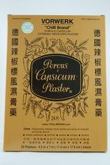Capsicum Plaster Chili