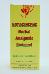 Notoginseng Herbal Liniment