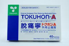 Tokuhon Patch (L)-40pcs