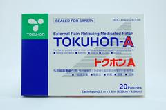 Tokuhon Patch (M)-20pcs