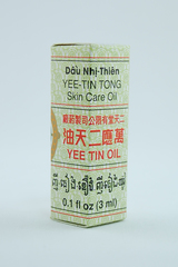 Yee Tin Medicated Oil-3 Oz