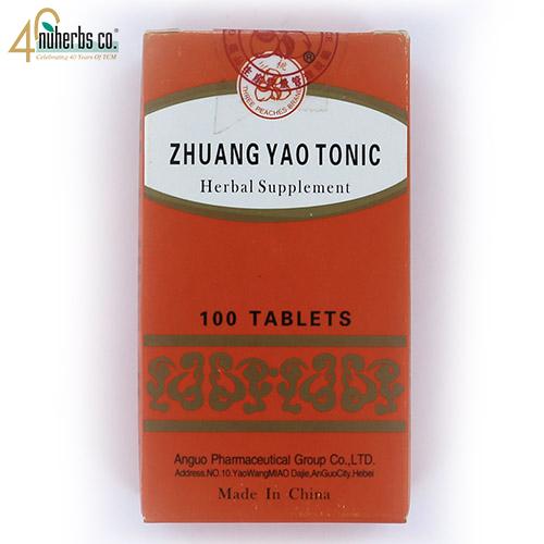 Zhuang Yao Tonic Pian-100