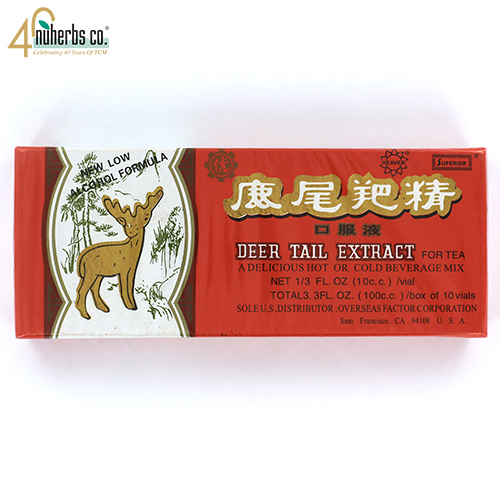 Deer Tail Extract-10x10