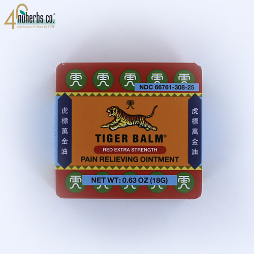 Tiger Balm -Red/Extra strength