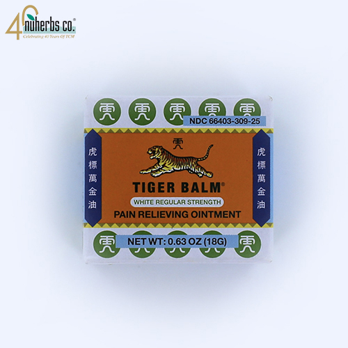 Tiger Balm -White/Reg strength
