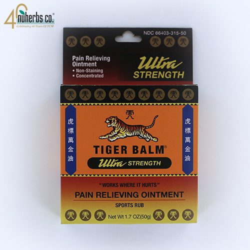 Tiger Balm -White/Ultra strength