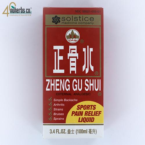 Zheng Gu Shui (L) -3.4 Oz