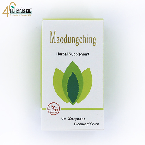Mao Dung Ching Capsule