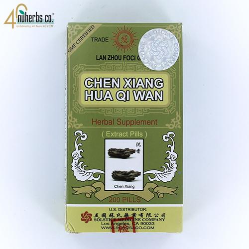 Chen Xiang Hua Qi Wan -200 Pills