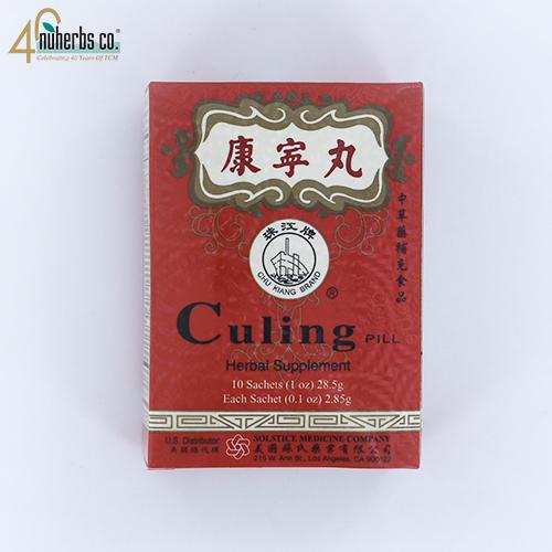 Culing Pill -10packets