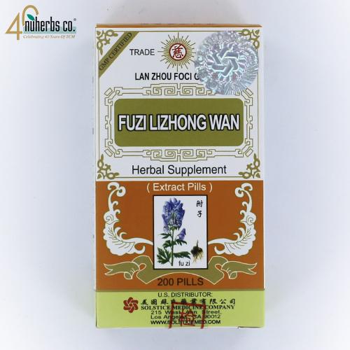 Fu Zi Li Zhong Wan -200