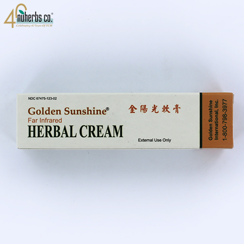 Golden Sunshine Cream