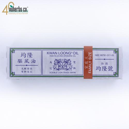 Kwan Loong Oil -2oz