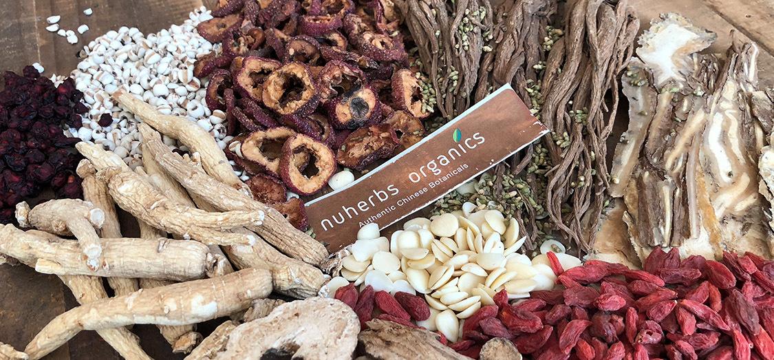 Nuherbs Organic Herbs - Nuherbs